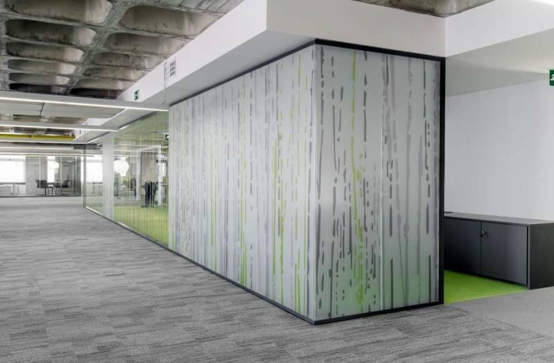 Loja de Divisória Escritório com Vidro em Mogi das Cruzes - Divisórias para Escritório de Vidro