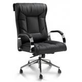 cadeira confortável para escritório Poá