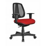 cadeira giratória de escritório Ribeirão Pires
