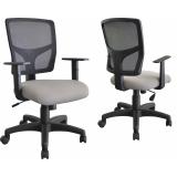 cadeira giratória escritório orçar Suzano