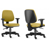 cadeira operacional para escritório em Mauá