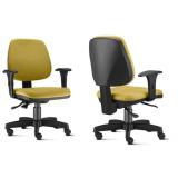 cadeira para escritório giratória simples em Cajamar