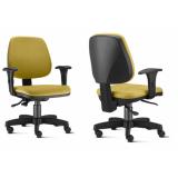 cadeiras operacionais múltiplas regulagens em Barueri