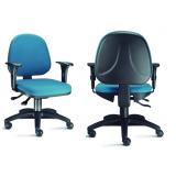cadeiras para escritórios com apoios de braço em Itaquaquecetuba