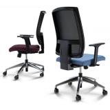 comprar cadeira diretor base cromada em Poá