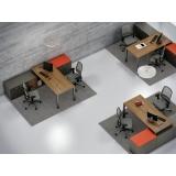 comprar mobília para escritório moderno São Caetano do Sul