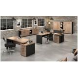 comprar móveis escritório completo Alphaville