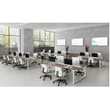 comprar móveis modernos para escritório Carapicuíba