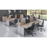 comprar móveis para escritório completo Carapicuíba
