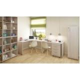 comprar móveis para escritório pequeno Ferraz de Vasconcelos