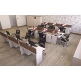 escritório comercial planejado Alphaville