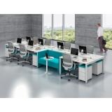mesa para escritório com gaveta Cotia