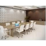 mesas coletivas para reuniões em Cotia