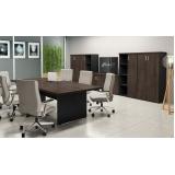 mesa escritório preta