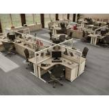 mesas de estação de trabalho em Barueri