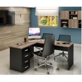 mobília de escritório Alphaville