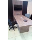 mobília para escritório de advocacia São Bernardo do Campo