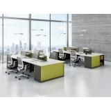 mobília para escritório moderno Poá