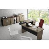 mobília para escritório pequeno valor Suzano