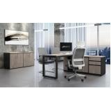 mobília para escritório sob medida valor Cajamar