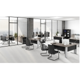 mobília para escritório sob medida Mauá