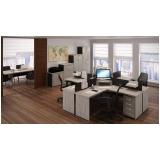 mobílias para escritório pequeno Arujá