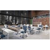 móveis modernos para escritório valor Cajamar