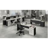 móveis para escritório pequeno valor Taboão da Serra