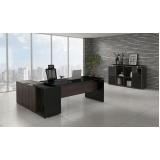 móveis para escritório preto Barueri