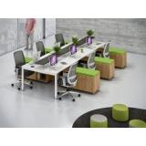 móveis de escritório modernos