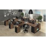 onde vende móveis escritório completo Cajamar