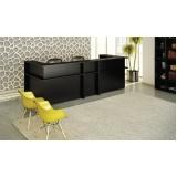 preço de mobília de escritório Arujá