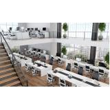 preço de mobília para escritório grande Ferraz de Vasconcelos