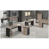 preço de mobília para escritório pequeno Poá