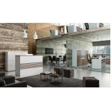 preço de mobília para escritório planejado São Caetano do Sul