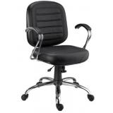 venda de cadeira confortável para escritório Diadema