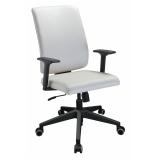 venda de cadeira escritório branca Osasco