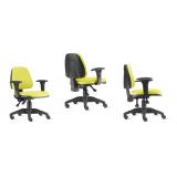 venda de cadeira giratória para escritório Ribeirão Pires