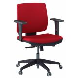 venda de cadeiras diretor vermelha em Taboão da Serra
